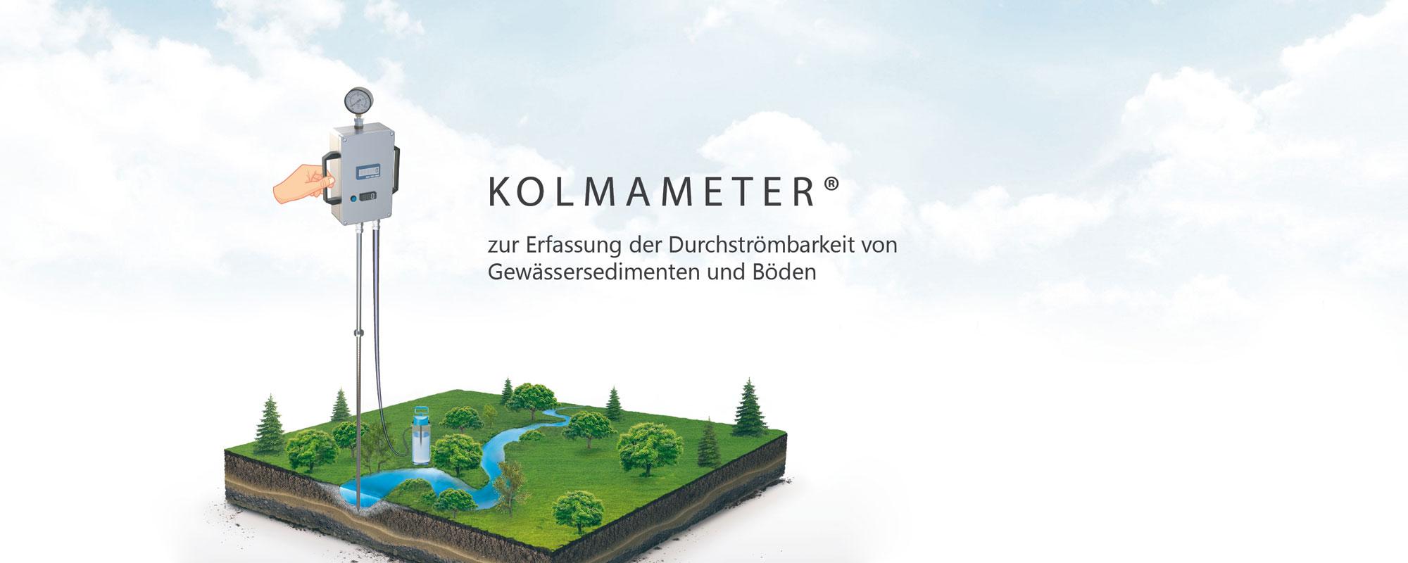 Kolmation und Kolmameter®